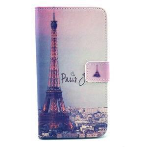 Obrázkové pouzdro na mobil LG G3 - Eiffelova věž - 1