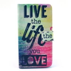 Obrázkové pouzdro na mobil LG G3 - love - 1