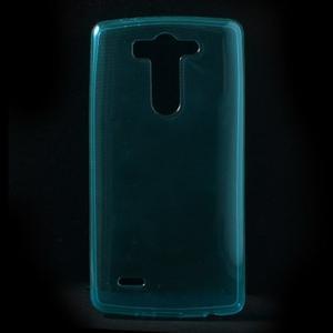 Modrý ochranný gelový kryt LG G3 s - 1