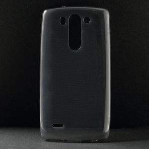 Ultra tenký slimový obal LG G3 s - šedý - 1