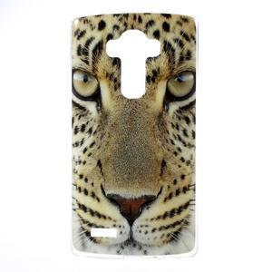 Jells gelový obal na mobil LG G4 - leopard - 1