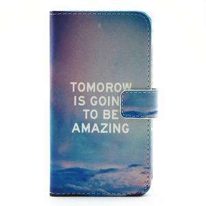 Pouzdro na mobil LG G5 - tomorow - 1