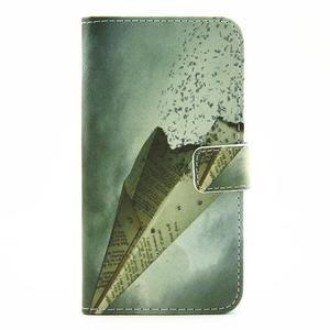 Pouzdro na mobil LG G5 - papírová vlaštovka - 1
