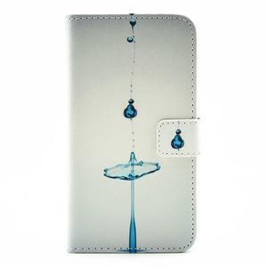 Pouzdro na mobil LG G5 - kapka - 1