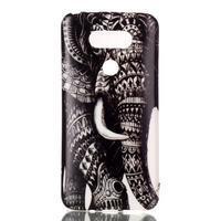 Gelový obal na mobil LG G5 - slon - 1/3