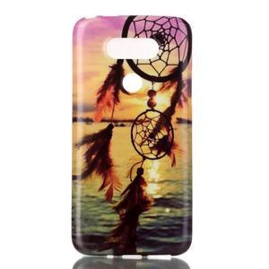 Gelový obal na mobil LG G5 - lapač snů - 1