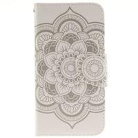 Obrázkové koženkové pouzdro na LG G5 - mandala - 1/7