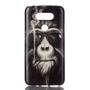 Gelový obal na mobil LG G5 - gorila - 1