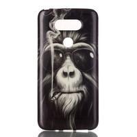 Gelový obal na mobil LG G5 - gorila - 1/3