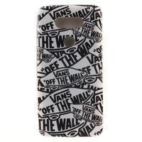 Softy gelový obal na mobil LG G5 - slova - 1/5