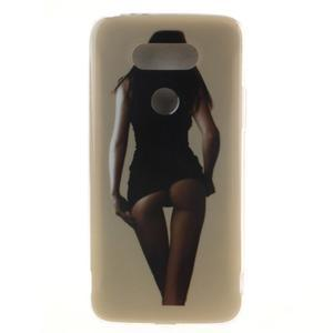 Softy gelový obal na mobil LG G5 - sexy dívka - 1