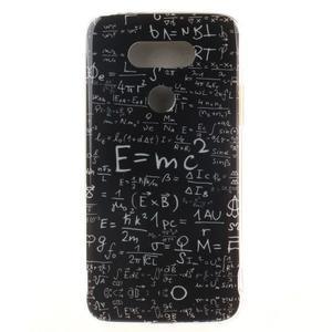 Softy gelový obal na mobil LG G5 - vzorečky - 1