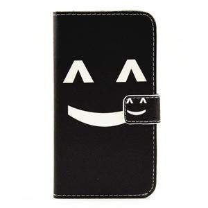 Pouzdro na mobil LG G5 - smile - 1