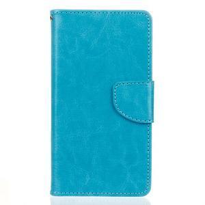 Lees peněženkové pouzdro na LG G5 - modré - 1