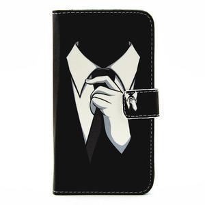 Pouzdro na mobil LG G5 - gentleman - 1