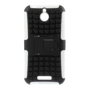 Outdoor odolný kryt na mobil HTC Desire 510 - bílý - 1