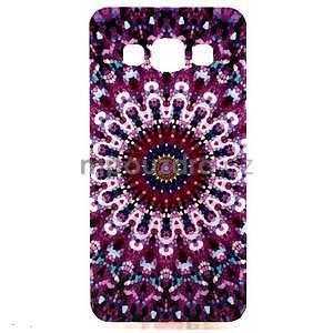 Gelový obal na Samsung Galaxy A3 - kaleidoskop - 1