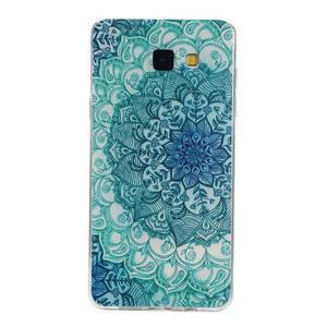 Ultratenký gelový slim obal na Samsung Galaxy A5 (2016) - mandala - 1