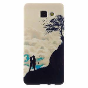 Emotive obal pro mobil Samsung Galaxy A5 (2016) - láska hory přenáší - 1