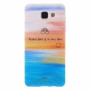 Emotive obal pro mobil Samsung Galaxy A5 (2016) - duha - 1