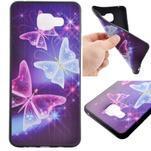 Gelový obal na mobil Samsung Galaxy A5 (2016) - kouzelní motýlci - 1/6