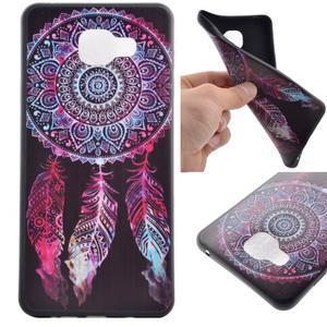 Gelový obal na mobil Samsung Galaxy A5 (2016) - lapač snů - 1