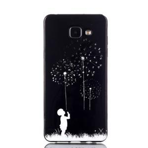Luxy gelový obal pro Samsung Galaxy A5 (2016) - chlapec - 1