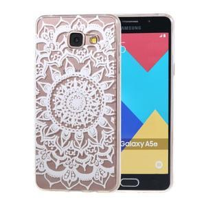 Silk Gelový obal na mobil Samsung Galaxy A5 (2016) - mandala - 1