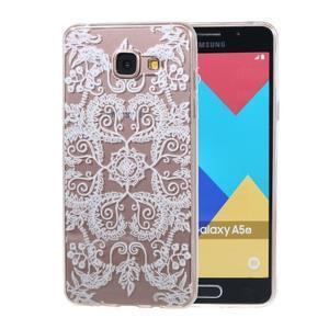 Silk Gelový obal na mobil Samsung Galaxy A5 (2016) - vzor III - 1