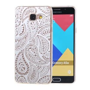 Silk Gelový obal na mobil Samsung Galaxy A5 (2016) - vzor IV - 1