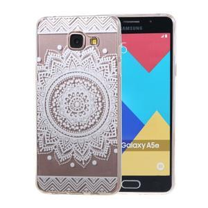 Silk Gelový obal na mobil Samsung Galaxy A5 (2016) - vzor VIII - 1