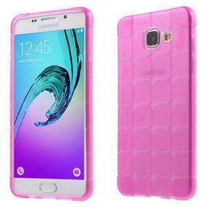 Cube gelový kryt na Samsung Galaxy A5 (2016) - rose - 1