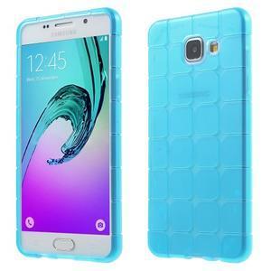Cube gelový kryt na Samsung Galaxy A5 (2016) - modrý - 1