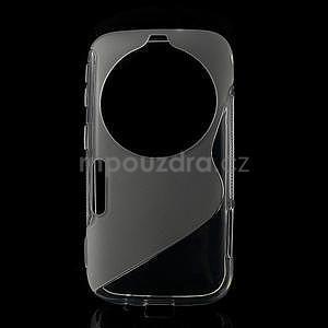 Transparentní s-line gelový kryt na Samsung Galaxy K Zoom C115 - 1