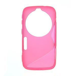 Rose s-line gelový kryt na Samsung Galaxy K Zoom C115 - 1