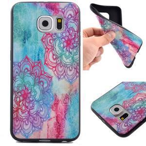 Jells gelový obal na Samsung Galaxy S7 - mandala - 1