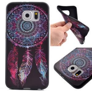 Jells gelový obal na Samsung Galaxy S7 - lapač snů - 1