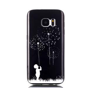Sally gelový obal na Samsung Galaxy S7 - chlapeček - 1