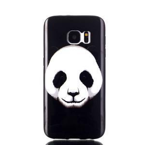 Sally gelový obal na Samsung Galaxy S7 - panda - 1