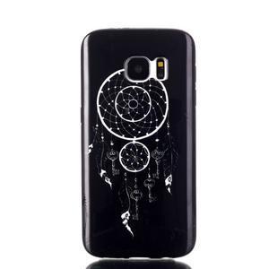 Sally gelový obal na Samsung Galaxy S7 - dream - 1