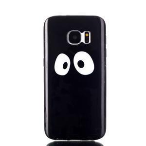 Sally gelový obal na Samsung Galaxy S7 - kukuč - 1