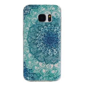 Pictu gelový obal na mobil Samsung Galaxy S7 - mandala - 1