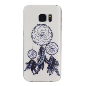 Pictu gelový obal na mobil Samsung Galaxy S7 - lapač snů - 1