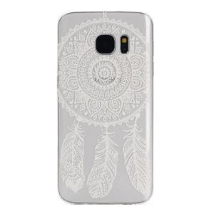 Pictu gelový obal na mobil Samsung Galaxy S7 - catcher - 1