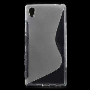 Sline gelový kryt na mobil Sony Xperia Z5 - transparentní - 1