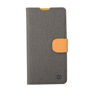 Dualis pouzdro na mobil Sony Xperia Z5 - šedé - 1
