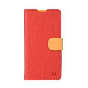 Dualis pouzdro na mobil Sony Xperia Z5 - červené - 1