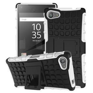 Outdoor odolný kryt na mobil Sony Xperia Z5 Compact - bílý - 1