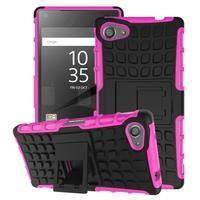 Outdoor odolný kryt na mobil Sony Xperia Z5 Compact - rose - 1/2
