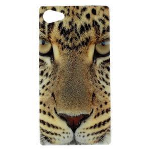 Gelový obal na mobil Sony Xperia Z5 Compact - leopard - 1